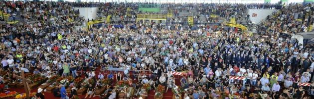 Funerali Incidente Avellino