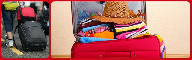 In viaggio senza bagagli: arrivano prima e ti aspettano in albergo