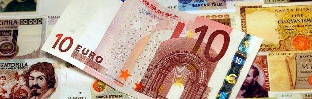 Euro, aumentano le banconote false ma calano le frodi alle carte di credito