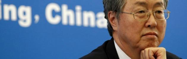Cina prova a bloccare frenata economica con la concorrenza tra banche