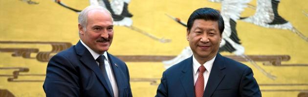 Bielorussia, per uscire dall'isolamento Lukashenko punta sulla Cina