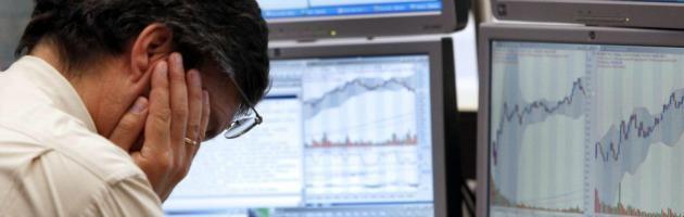 Borsa in rosso, Milano soffre la Siria e il Pdl, ma anche la debolezza economica