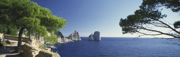 """Capri, """"l'isola futurista"""": in mostra alla Certosa il Prampolini mai visto"""