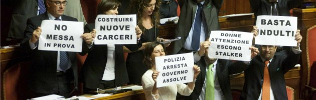 Senato - Pene alternative al carcere