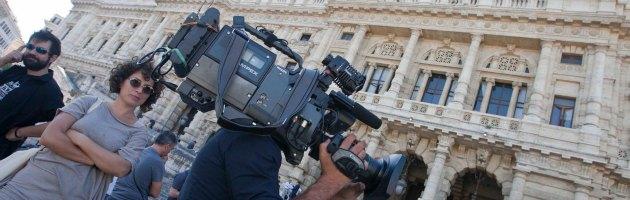 """Sentenza Mediaset, pg: """"Confermare condanna per B. ridurre interdizione"""""""