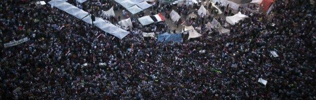 Egitto - proteste piazza Tahrir