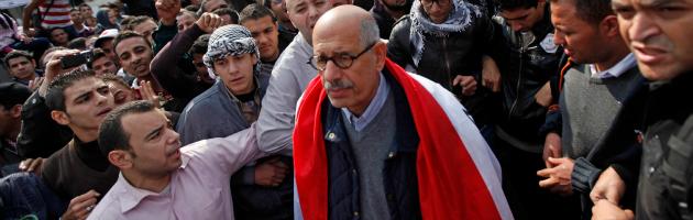 Egitto, El Baradei premier spacca il Paese