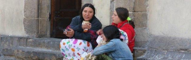 Mestre, buttafuori volontari in Duomo contro gli accattoni su richiesta del prete