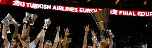 Eurolega 2014, le finali a Milano. Il grande basket torna in Italia (senza spese)
