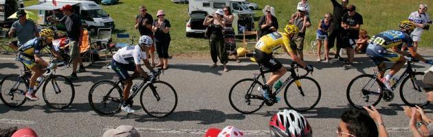 Tour de France - Froome e Contador