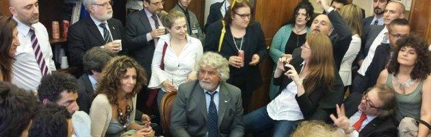 """Malumore senatori M5S: """"Senza piattaforma, non rappresentiamo la base"""""""