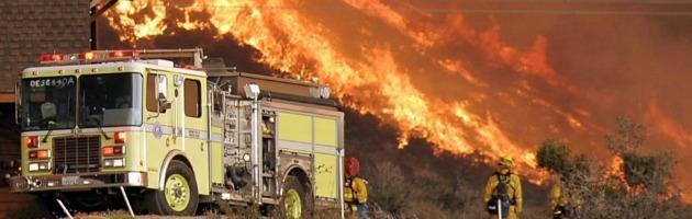 Incendi in Arizona, 19 pompieri morti. Lottavano per salvare 50 abitazioni