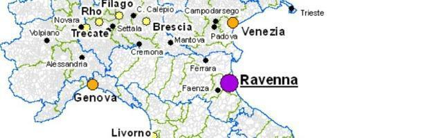 Industria, dossier Ispra sui siti pericolosi: la metà in 4 regioni, il 25% in Lombardia