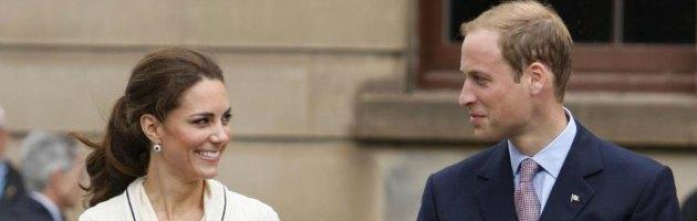 """Il royal baby di Kate e William e le """"follie"""" di Bbc e tabloid"""