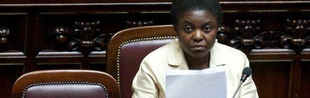 """""""Mai nessuno che stupra la Kyenge?"""": il tribunale condanna Valandro"""