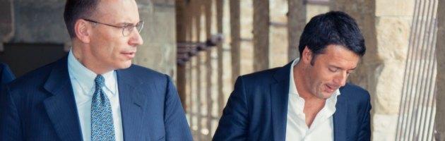 Pd, regole 'anti Renzi' per evitare guai a Letta. Così accadde con Veltroni-Prodi