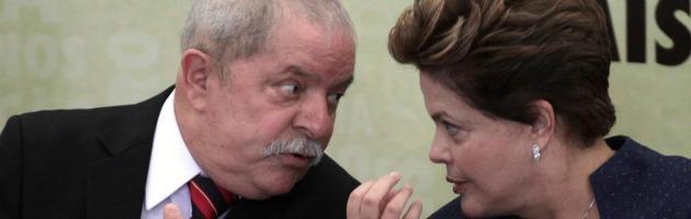 Brasile, dopo le proteste Lula in pole position per la presidenza