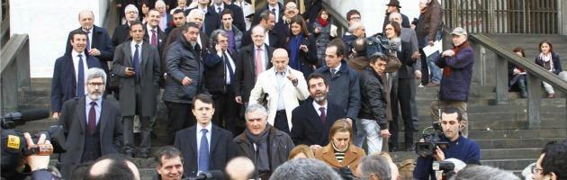 """Mediaset, Pdl contro la Cassazione. Brunetta: """"E' un colpo di Stato"""""""