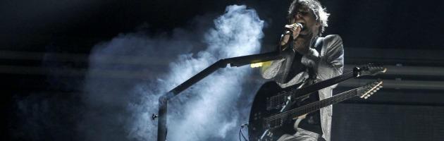 Matthew Bellamy dei Muse