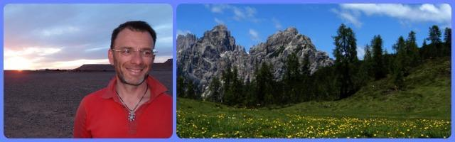 Sulle Dolomiti Friulane, la guida naturalistica pagata col baratto
