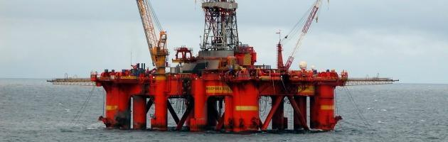 piattaforma petrolio interna nuova