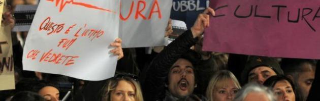 Protesta Cinema Fus