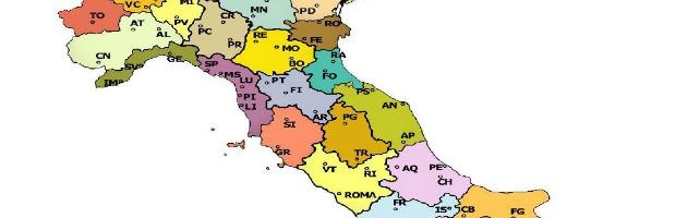 Regionalismo, per i geografi un'altra architettura territoriale (snella) è possibile