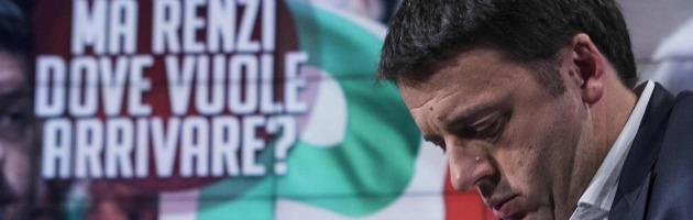 """Pd, la nomenklatura contro Renzi. Lui: """"Mi candido senza chiedere permesso"""""""