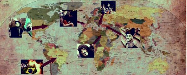 Il golpe dei Faraoni e le rivoluzioni 2.0 nel mondo