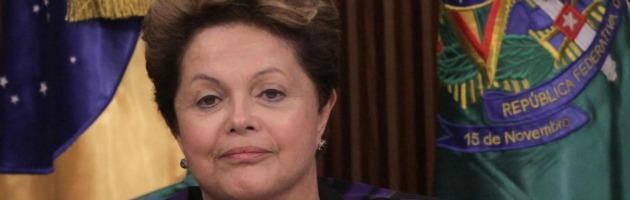 Brasile, dopo le proteste la presidente Rousseff porta le riforme in Parlamento