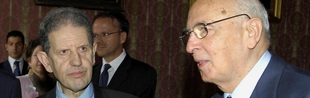 Settis e Napolitano