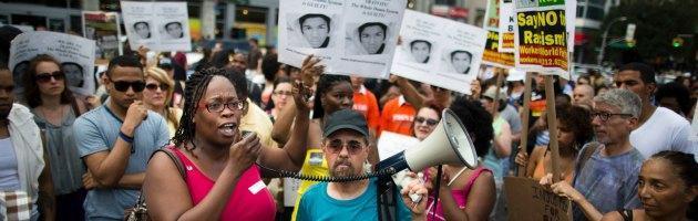Protesta per Trayvon