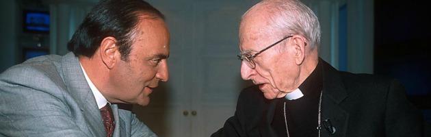 """Morto Tonini, il cardinale che """"usò"""" la tv contro il divorzio e l'aborto"""