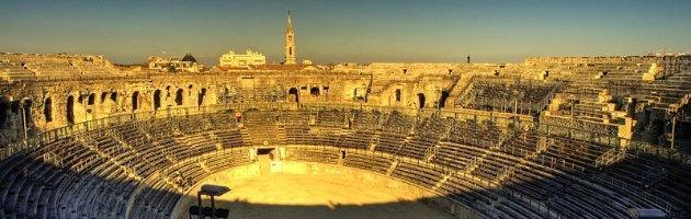 Verona, su rivista di turismo l'Arena è quella francese di Nimes