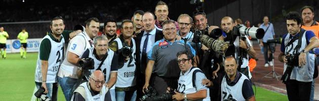 Serie A, 1° giornata – Fatto Football Club – Napoli canta Don Raffaè. Oratorio Milan