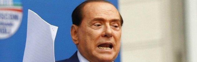 Governo Letta, Berlusconi tentato dalla rottura fa traballare le larghe intese