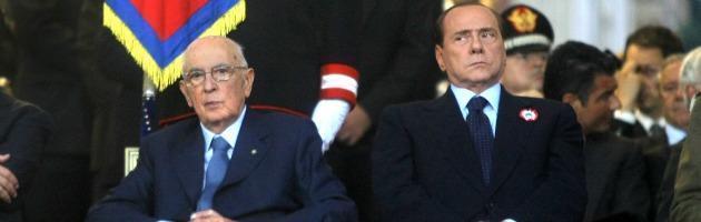 Napolitano a Berlusconi: 'Accetti sentenza e sostenga Letta. Grazia? Aspetto richiesta'
