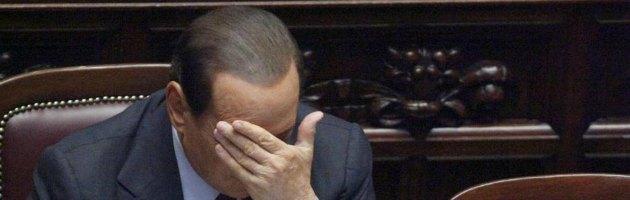 """La tentazione di Berlusconi: """"un discorso-bomba"""" in aula per far cadere il governo"""