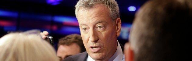 Elezioni a New York: Bill de Blasio, liberal bersaglio degli altri democratici