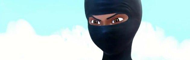 """Pakistan, arriva la """"vendicatrice con il burka"""" che lotta per i diritti delle donne"""