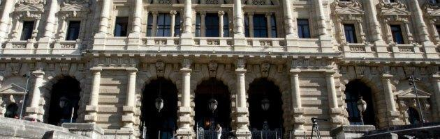 Corte Cassazione - sentenza Mediaset Berlusconi