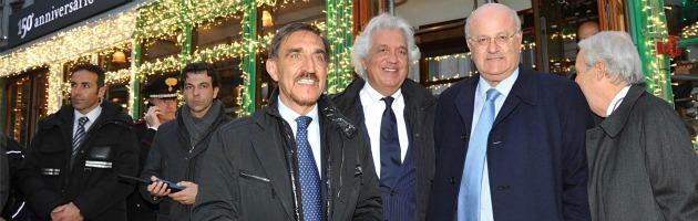 Ignazio La Russa e Elio Catania