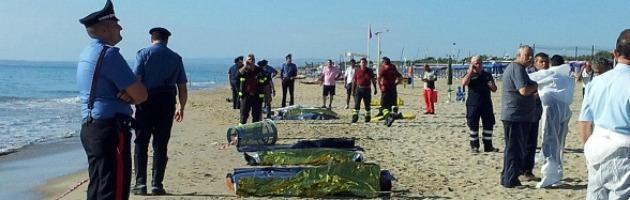 Immigrazione, ancora sbarchi in Sicilia: sei naufraghi morti a Catania