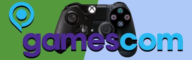 GamesCom 2013, PlayStation 4 a novembre Annunci di Microsoft e Electronic Arts