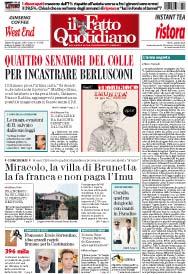 Quattro senatori del Colle per incastrare Berlusconi