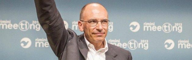 """Meeting di Rimini, Letta: """"Sì al dialogo, no ai professionisti del conflitto"""""""
