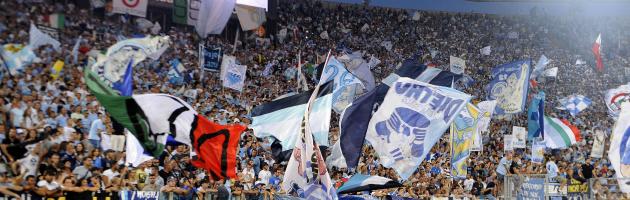 Razzismo, un turno di squalifica a curva della Lazio per cori in Supercoppa