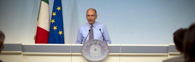 """Berlusconi, Letta: """"Niente elezioni e nessun piano B. Troveremo soluzione"""""""