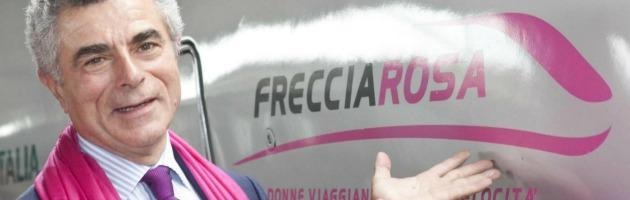 """Ferrovie dello Stato, Moretti: """"Se Letta decide di privatizzare noi siamo pronti"""""""