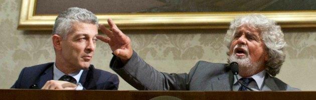 """Grillo: """"Lacrime di Napolitano sospette. Amnistia e indulto non servono a nulla"""""""